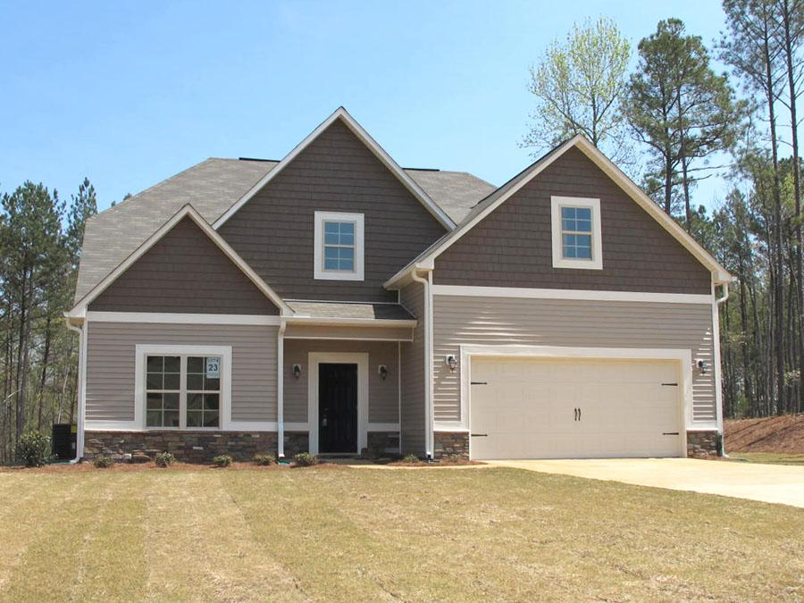 New 4 Bedroom Home For Sale In West Point Georgia