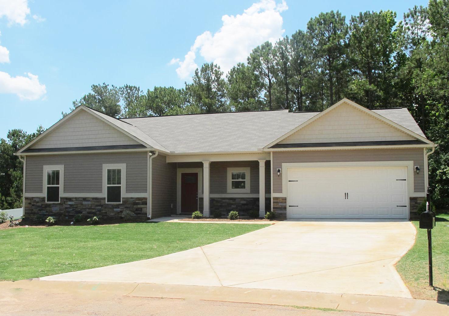 Creekside Lagrange New Homes Danric Homes