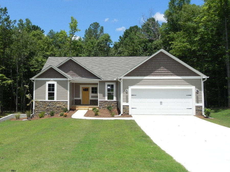 New Home Exteriors Photo Gallery Danric Homes