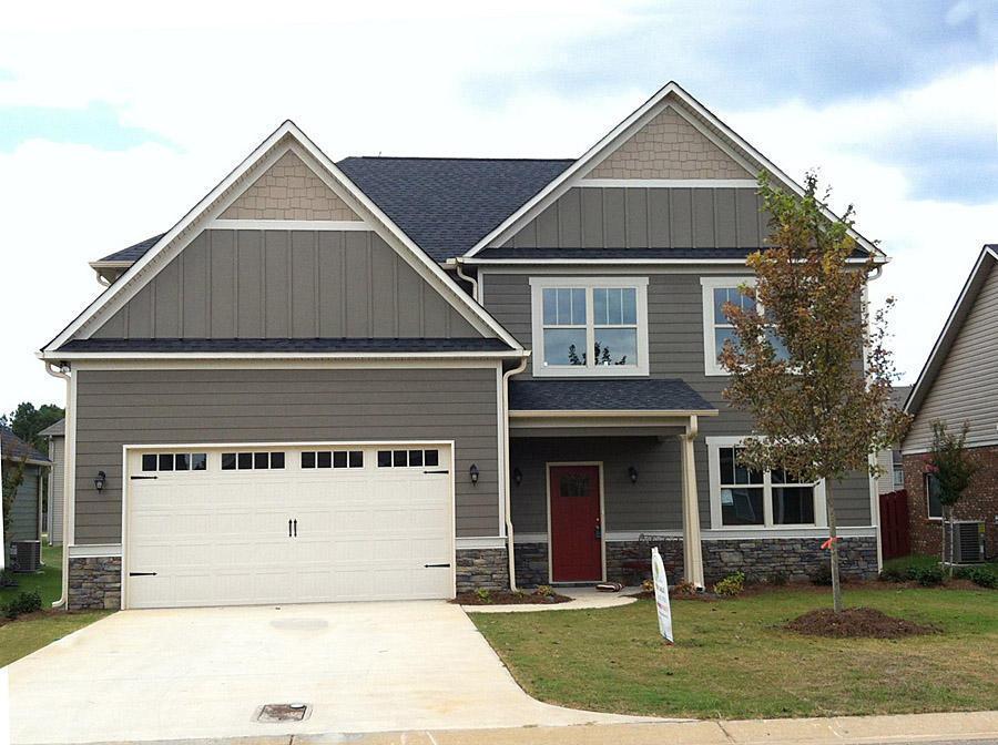 Magnolia floor plans danric homes for Home builders in montgomery al