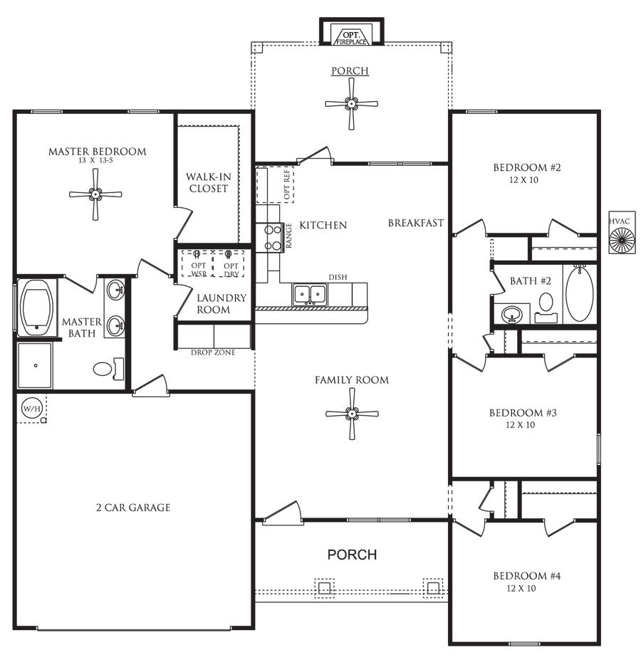 Fp 05 Tx Hacienda SCWD60T5 furthermore How To Buy A House Like Hgtvs Property Brothers besides Fp 15 Tx PecanvalleyIII KHT368D5 besides Fireplace Floor Plan together with Buccaneer Homes Floor Plans. on american dream modular homes